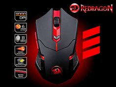 This USB Game Mouse Will Step the Casual Gamer Up to the Core Gamer Level #gaming