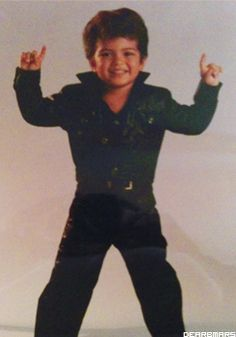 Awwwwwww....young Bruno! Still so adorable