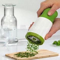 Grater Vegetable Julienne Spiral Slicer, Easy Spiral Vegetable & Fruit Slicer Twister World Cuisine Vegetable Cutter - GBP £8.39