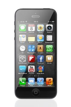 Apple iPhone 5 (Black) - AT&T. Apple New iPhone (Black). At&t. Brand New Black Iphone 5 (just Like In Apple Store). Dimensions: 50 - 50 - 450 - 250 - hundredths-inches. Iphone 5s, Apple Iphone 5, Smartphone Apple, New Iphone, Smartphone Deals, Samsung Galaxy S5, T Mobile Phones, Unlock Iphone, Online Shopping