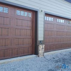 Well 2021 is finally here so let's get down-to-business for the first blog post of the new year. To start off, let me say that the poor ole' garage door is often the most overlooked home feature for (1) MAINTENANCE and (2) STYLE. Here's what you need to know... | What Homeowners Need To Know About Garage Doors in 2021 by ProLift Garage Doors Blog Garage Door Cost, Garage Door Maintenance, Faux Wood Garage Door, Single Garage Door, Garage Door Colors, Garage Door Styles, Garage Door Design, Garage Door Repair, Wood Doors