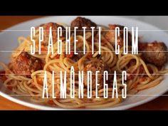 "Spaghetti com Almôndegas de ""A Dama e o Vagabundo"" | Comida de Cinema #11"