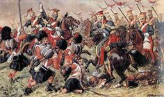 The Battle of Waterloo - Quatre Bras
