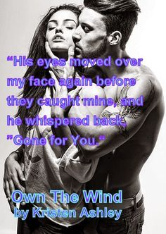 Always YA at Heart: Book Boyfriend of the Week and Audio Book Review: Shy Cage from Own the Wind by Kristen Ashley