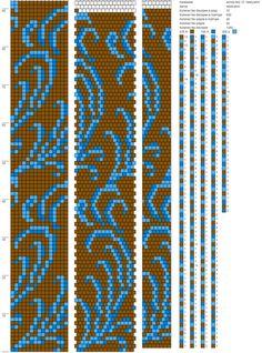 15 around tubular bead crochet rope pattern Peyote Stitch Patterns, Bead Crochet Patterns, Seed Bead Patterns, Bead Crochet Rope, Jewelry Patterns, Crochet Designs, Beading Patterns, Crochet Beaded Necklace, Beaded Crafts
