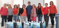 """SALOBREÑA. El pasado viernes, la Diputación Provincial de Granada entregó los premios de la campaña """"Vecinos por el Clima"""" a los representantes de 13 municipios participantes."""