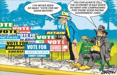 Election season in Taos