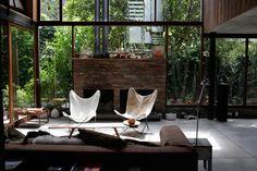 Mercedes Hernáez & Alejandro Sticotti — Graphic Designer & Architect, House & Studio, Olivos & Palermo, Buenos Aires
