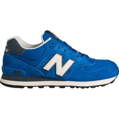 40d320a86a1a2 Bring classic style back with the 574 collection of men s shoes from New  Balance.