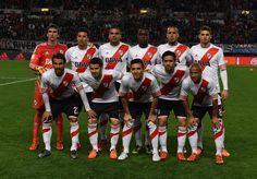 El Mas Grande sigue siendo River Plate / Barovero - Vangioni - Mercado - Alvarez Balanta - Maidana - Alario - Ponzio - Mora - Kranevitter - Pisculichi - Sanchez