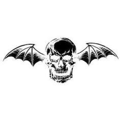 Avenged Sevenfold, death bat symbol!!! :)
