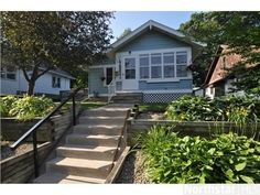 1316 Hartford Avenue, St. Paul, MN 55116 — Lots to love inside  out in this 3br/2ba 1-story charmer. Large eat-in kitchen with all bedrooms on 1 level-Lovely landscaping, sunny porch  2-car garage, great neighborhood-New carpet on main level  all major improvements have already been done-A gem!