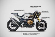 BMW NINE-T 1200 FULL KIT