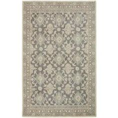 Home Decorators Collection Wylie Grey 8 ft. 9 in. x 11 ft. 9 in. Area Rug-9964940270 - The Home Depot-$899.00