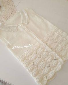 Baby Knitting Patterns, Lace Knitting, Knit Crochet, Knit Vest, Baby Cardigan, Baby Sweaters, Sweaters For Women, Kurta Designs Women, Summer Patterns
