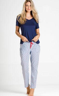 FERNANDA - Desenho contemporâneo, corte impecável e tecidos exclusivos! Blusas de Modal com Lycra e tricoline de algodão listrado e bordado poá multicor.
