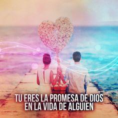 A veces el desamor, el tiempo, la soledad, las inseguridades, la impaciencia,… nos hace dejar de creer que somos perfectos para alguien. Si soñamos con el amor, si anhelamos vivir en pareja, si la soledad no es nuestra elección,… hemos de esperar ser amados y poder amar. No cerremos la puerta, estemos alerta a las señales, porque en el tiempo perfecto Dios permitirá que el amor entre en nuestra vida y seamos la promesa perfecta para alguien, que también será la perfecta promesa para…