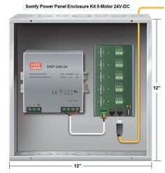 Somfy Wirefree Rts Tilt Motor For 2 Quot Blinds 1000678 Best