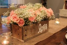 decorações para casamento rústico em madeira