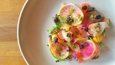 Later, Sushi -- Crudo Is the Hot New Raw Fish Dish | HuffPost