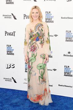 Cate Blanchett in Gu