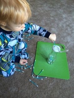 Indoor Activities for Young Toddlers (No TV!)