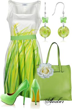 """""""Spring"""" by stay-at-home-mom on Polyvore"""