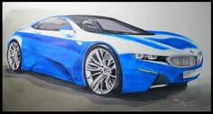 BMW i8 (gez. 07.2012)
