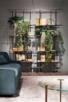Future career- this picture provides inspiration to bring more greenery and plants to homes in the future as an interior designer.