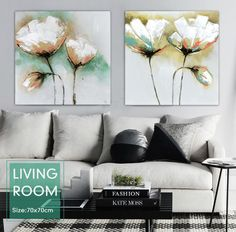 Find More Painting & Calligraphy Information about Knife oil painting abstract painting white tulip flowers  Canvas wall art   Modern Fashion home decor free shipping,High Quality knife painting with acrylics,China knife santoku Suppliers, Cheap knife cut from WHAT ART on Aliexpress.com