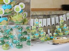 22 Best Frog Theme Baby Shower Images Frog Baby Showers Frog