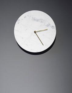 Stockholm Furniture and Light Fair 2014 Cool Furniture, Furniture Design, Moon Clock, Marble Wall, Home Renovation, Stockholm, Sculptures, Interior Design, Grey Stuff