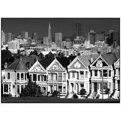 The Painted Ladies by Jeremy Fish