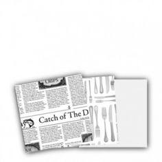 APS vetvrij papier blanco