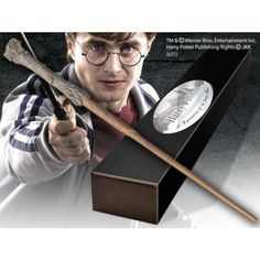 Wand of Harry Potter: Holly and Phoenix Feather, 11in., nice and supple°•*°•○*