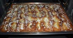 Delikátny jablkový koláč s krémovou náplňou, prekvapí mimoriadnou chuťou a jednoduchosťou prípravy – Báječne nápady
