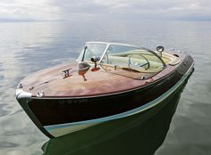 Riva boats | Boats | How To Spend It