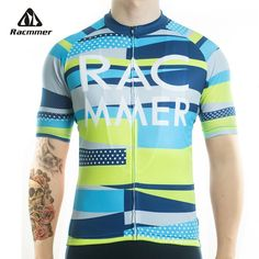 Racmmer 2017 Men's Cycling Jersey - VARIOUS COLOURS