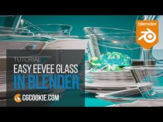 (14) Every Trick for Shading Glass in Eevee - Fundamentals of Blender Materials & Shading (Bonus Video) - YouTube