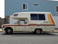 1986 Dodge Xplorer camper Van | eBay | RV | Pinterest | Campers, Camper van and Van