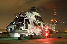 Hellenic Air Force Eurocopter AS.332 Super Puma