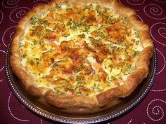 Comment Faire Un Bagel Facon Pizza Healthy Cooking, Healthy Recipes, Mini Burgers, Quiche Lorraine, Quiche Recipes, Us Foods, Bon Appetit, Bagel, Breakfast Recipes