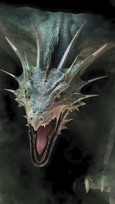 # Art # Fantasy # Pagan # Dragons # Ravens # adult content If your under 18 year's old stay off this page. Realistic Dragon, Cool Dragons, Dragon Artwork, Dragon Pictures, Dragon's Lair, Dragon Head, Sea Dragon, Mythological Creatures, Magical Creatures