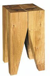 teeth chair smells like wood