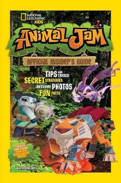 The official guide to the amazing virtual world of National Geographic Kids Animal Jam, this colorful, fun companion book offers novices and expert gamers alike all they need to know. Richly illustrat