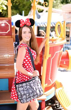What To Wear to Disney (including an AWESOME new Baymax dress!)