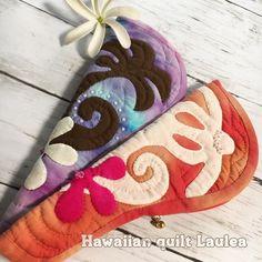 いいね!43件、コメント2件 ― Hawaiian quilt Lauleaさん(@hawaiianquilt_laulea)のInstagramアカウント: 「今週は断捨離からのスタート! やっぱり整理整頓は気持ちが良い〜☺️ 愛用しているキルトのポーチも衣替え 笑 そして、こちらは10年間お教室で使用しているシザーケース♡…」