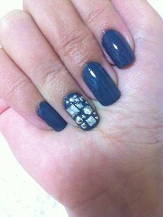 me♡ #nail #studs