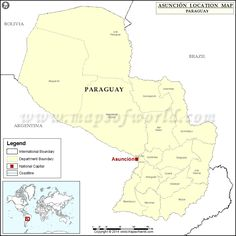 Where is Asuncion