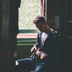 """""""Wake Up This Day"""" is the newest stream from rising UK producer/artist Tom Misch's upcoming Beat Tape [. Tom Misch, My True Love, My Love, Toms, All About Music, Aesthetic Boy, Photoshoot Inspiration, Music Is Life, Mists"""